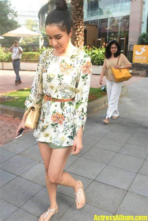 actress shraddha kapoor  green skirt actress album