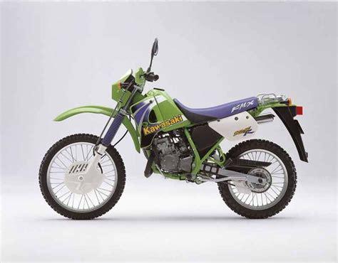 Kawasaki Kmx 125 1998  Galerie Moto Motoplanete