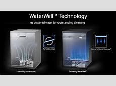 Your guide to Samsung WaterWall dishwashers « Appliances