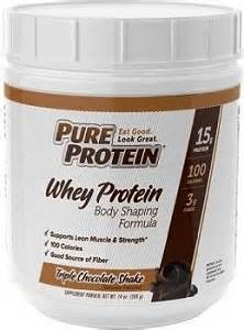 Amazon.com: Pure Protein Body Shaping Formula Protein