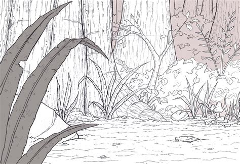 digital wall animation layout aaron lashomb