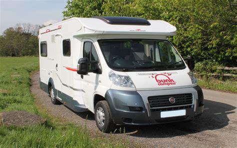 Bunk Campers Luxury 4 person Motorhome Hire UK   Luxury 4