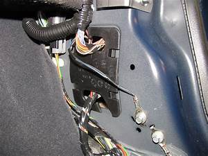 Rear 12 Volt Plug Location