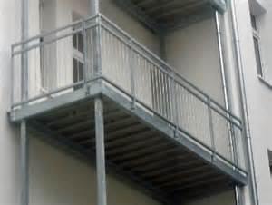 balkon stahl balkon 3000 1500 stahlbalkon apolda stahl m montage ebay