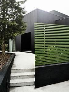 Terrassen Sichtschutz Modern : moderne gartenz une schaffen sichtschutz im au enbereich ~ Orissabook.com Haus und Dekorationen
