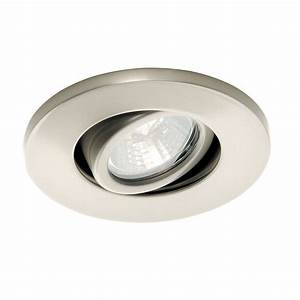 Hr gimbal ring miniature recessed task light by wac