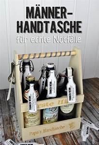 Geschenkideen Geburtstag Selber Machen : m nner handtasche f r echte notf lle basteln ~ Watch28wear.com Haus und Dekorationen