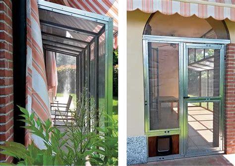 veranda fai da te come chiudere una veranda awesome progetto portico