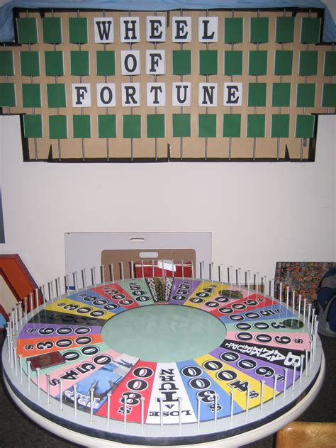 wheel fortune board week language revision activities game puzzle million pound drop french tip german type esl
