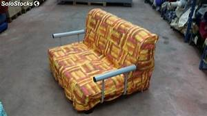 canape lit avec matelas et couette With canapé lit avec matelas