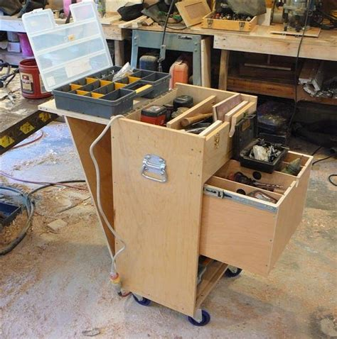 small squirrel cage fan wood rolling tool chest plans pdf woodworking
