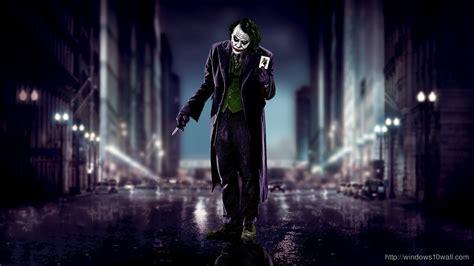 Joker In The Dark Knight Rises Movie Wallpaper - windows