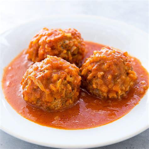 porcupine meatballs porcupine meatballs