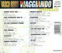 Vasco Viaggiando Vrlive It Raccolte Compact Disc