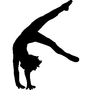 gymnastics clipart pictures clipartix