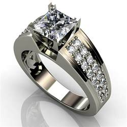 solitaire engagement rings with band z1 from 13 500 14 000 engagement rings review
