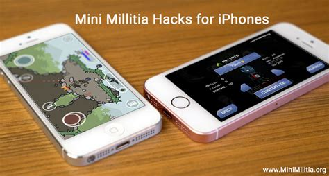Mini Militia Ios (iphone) Hack & Pro Pack Without Jailbreak [download] Iphone 6s 128gb Dubai Cost Rose Second Hand Cases For The Se A 6 Fake Vs Gold Dba