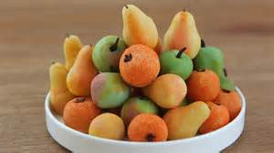 Cake Decoration Supplies by How To Make Marzipan Fruits Hilah Cooking