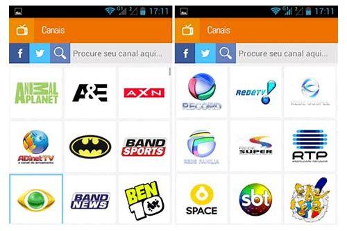 baixar app ver tv online
