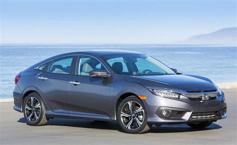 2016 Honda Civic Recall by 2016 Honda Civic Recalled For Electric Parking Brake Issue