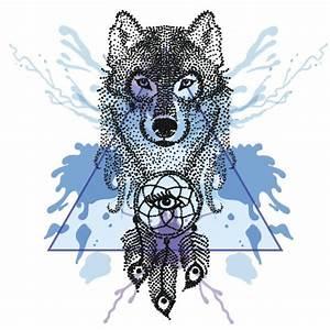 Los mejores diseños de tatuajes de lobos 2018 ModaEllas