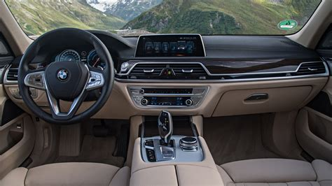 Bmw 750i Interior by Bmw 7 Series 740le Xdrive Iperformance 2016 Review Car