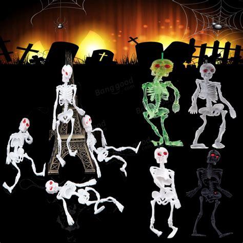 el terror miedo hueso esqueleto humano decoraci 243 n partido de en banggood