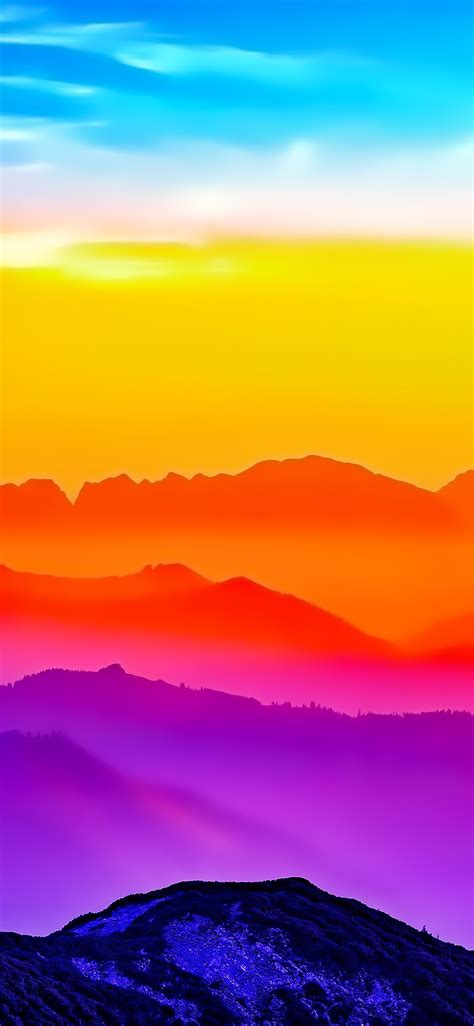 Background Iphone X Wallpaper by Colors Iphone Wallpaper Pack