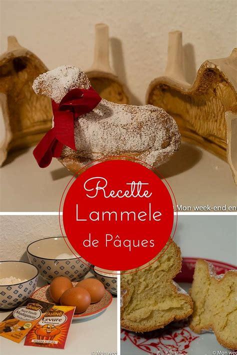 gateau de paques alsacien p 226 ques en alsace recette du lammele agneau pascal