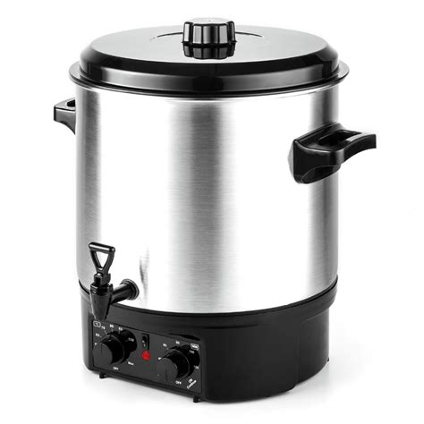 european electric canning pot automatic water bath canner buy electric water bath canner