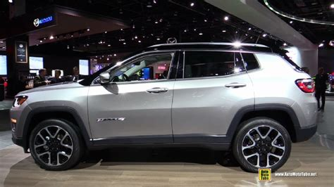new koenigsegg 2017 2018 jeep compass limited at 2017 detroit auto show