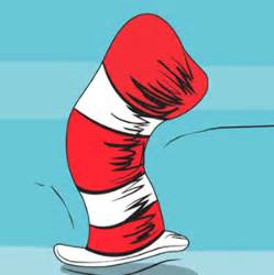 cat in the hat hat the cat in the hat by paul mills adapted from the