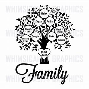 picture of family tree template - blank family tree template 32 free word pdf documents