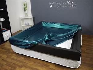 Bettlaken Für Wasserbett : aufbau vom wasserbett bettlaken spannbettlaken ~ A.2002-acura-tl-radio.info Haus und Dekorationen