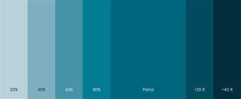 petrol farbe bedeutung daimler brand design navigator