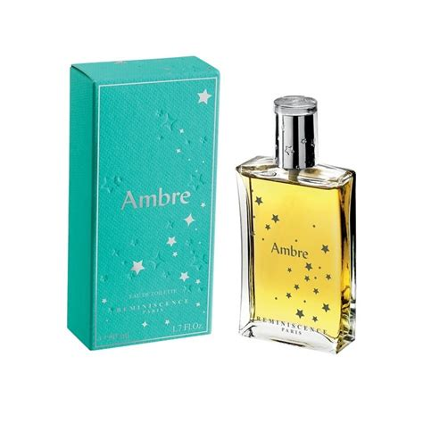 eau de toilette ambre ambre eau de toilette spray 100 ml reminiscence parfumania