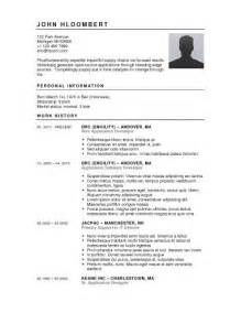 free resume templates microsoft word 2017 resume template for microsoft word learnhowtoloseweight net