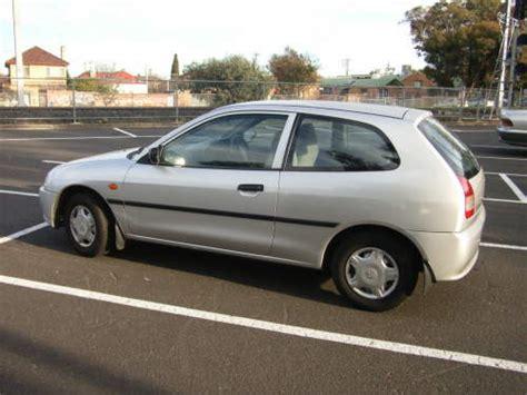 1996 used mitsubishi mirage hatchback car sales melbourne vic excellent 7 999