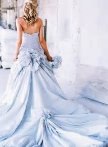 chagne colored wedding dress chic photos of colored wedding dresses sang maestro