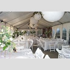 Patio Wedding Decorations