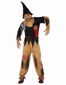 Gruselige Halloween Kostüme : gruselige vogelscheuche halloween herrenkost m braun schwarz g nstige faschings kost me bei ~ Frokenaadalensverden.com Haus und Dekorationen