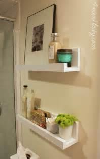 bathroom wall shelves ideas diy shelves for a bathroom 4men1lady bathrooms toilets shelves for