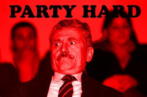 Meme Party Hard - image 62399 party hard know your meme