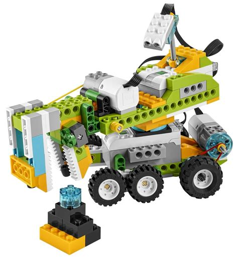 Робот конструктор Lego Education Wedo 20 базовый набор