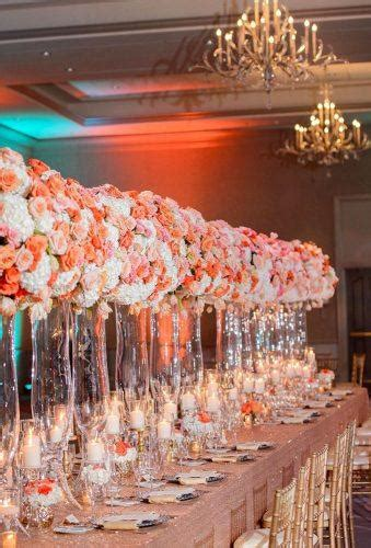 ideas coral wedding decorations page
