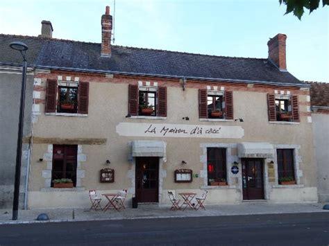 la maison d a cote montlivault restaurant reviews tripadvisor