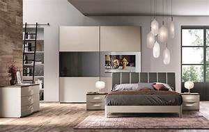 Camere Da Letto : camera materya 2 smart tv paoletti mobili ~ Watch28wear.com Haus und Dekorationen