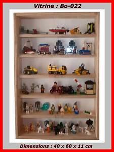 Vitrine De Collection : vitrines murales vitrine de collection miniatures ~ Teatrodelosmanantiales.com Idées de Décoration