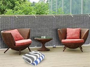 Sichtschutz Stoff Terrasse : sichtschutz balkon stoff finest wohnzimmer with sichtschutz balkon stoff gallery of ~ Markanthonyermac.com Haus und Dekorationen