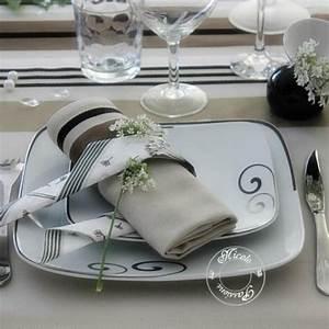 Service De Table Porcelaine : service de table complet en porcelaine ~ Teatrodelosmanantiales.com Idées de Décoration